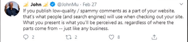 JohnM-spammyComments